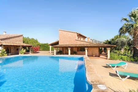 """""""Ses Compteses Gran"""" Stunning villa in Alcudia. - Alcúdia"""
