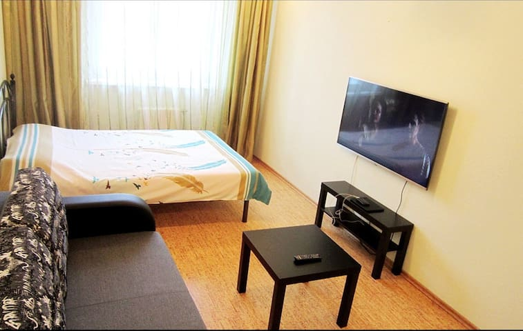Современная 1 комнатная квартира