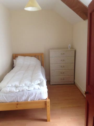 Single room on Main Street Ennistymon, - Clare - Lejlighed