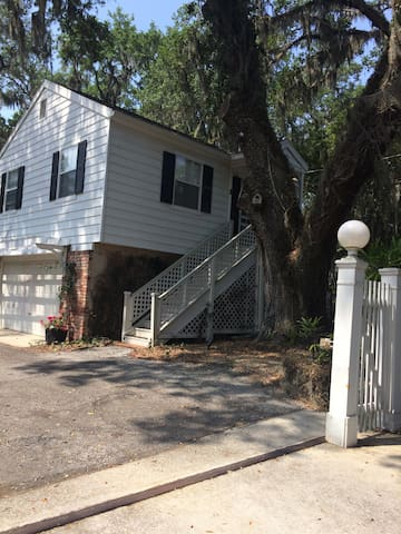 Treehouse apartment - Ocala - Flat