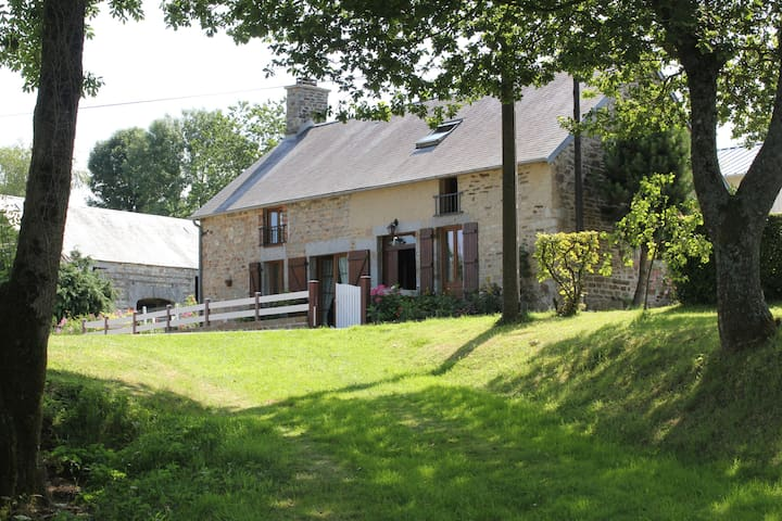Les Fontaines, Ger, Rural retreat