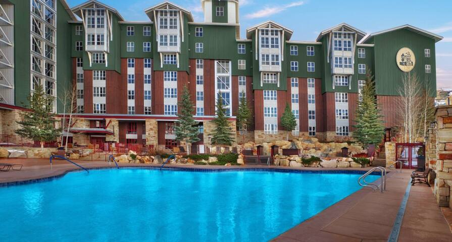 Marriott Mountainside ski in/out, 3/6/21 to 3/13