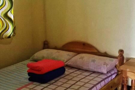 Cozy Pink House, MD room - Sagada - 自然小屋