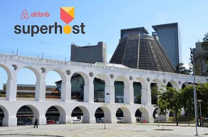 2 Río Centro Lapa (trabajo, cultura y la bohemia)