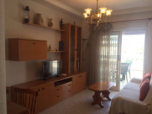Apartment 5 minutes from the beach, in Torrevieja