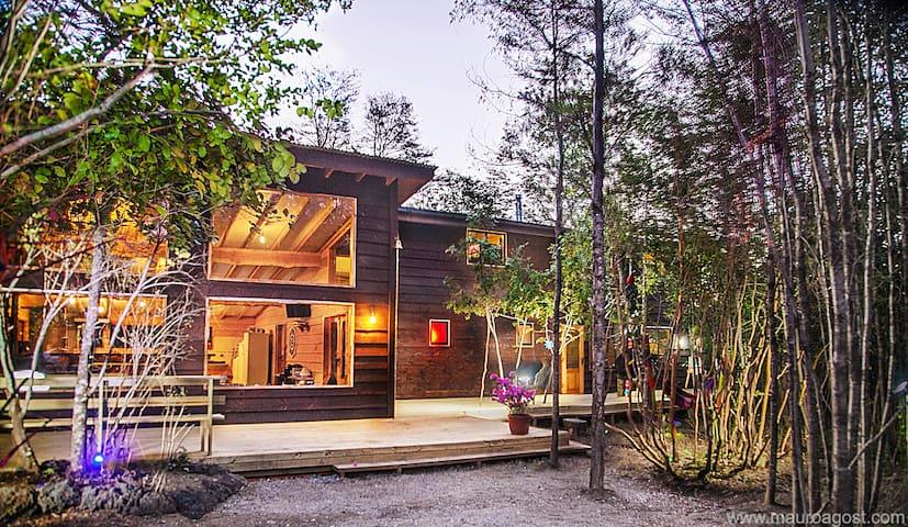 Habitación Mixta Compartida, Okori Hostel.