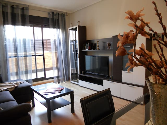 APARTAMENTO BELLAVISTA, 2-4 PERSONAS - Lardero - Apartment