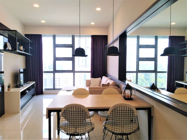 KLCC View Luxury Executive Suite Golden Homestay