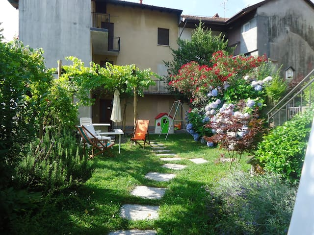 Appartamento a 6 km da Stresa - Brovello  - Apartment