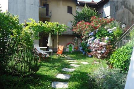 Appartamento a 6 km da Stresa - Brovello  - Apartment