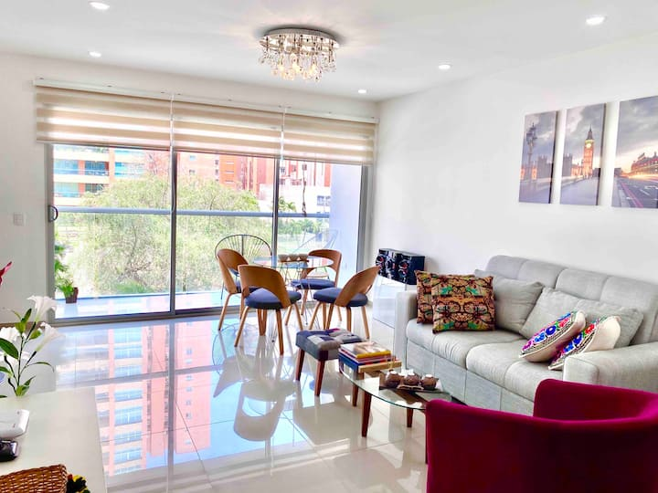 Hermoso apartamento en Soho 55 208