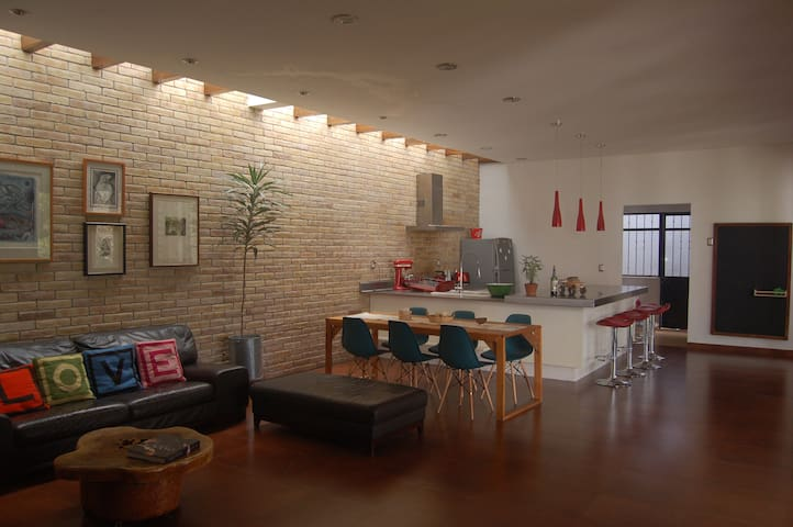 La casa de Matilda - San Felipe del Agua - House