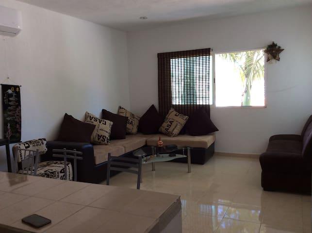 Departamento en Chetumal - Chetumal - Pis