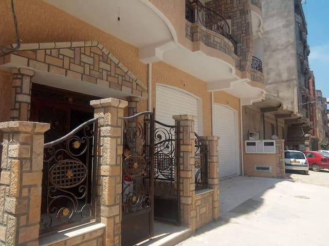 Cosy Apartment in Jijel too near to beach