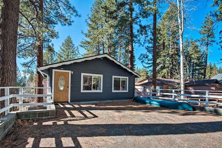 NEW! Cozy Studio <2Mi to Heavenly Mountain Resort!