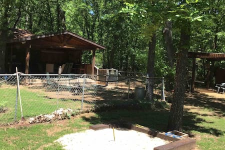 G.P.S. Wooded Lake area getaway