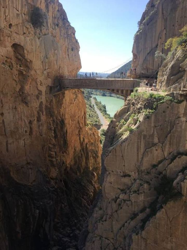 Puente del caminito Rey