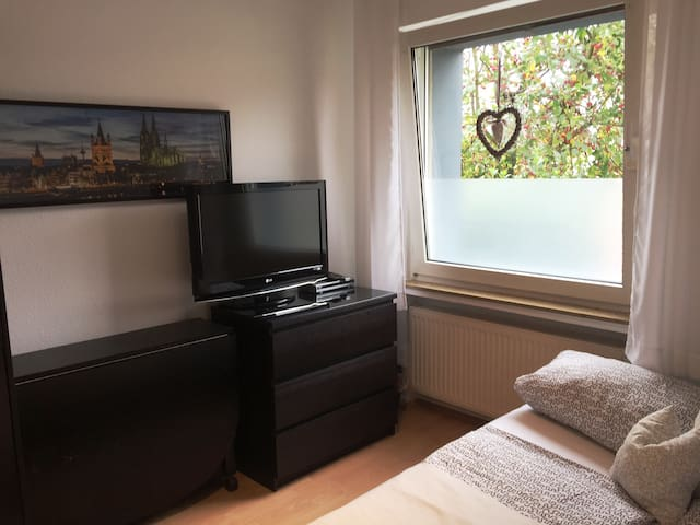 Guestroom 30 min. to Cologne central station