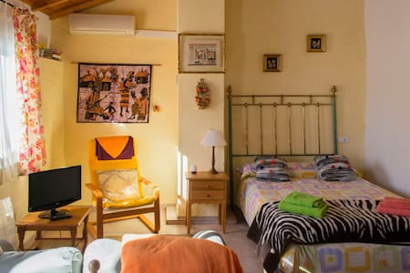Charming apartment in the center of Chulilla - Chulilla