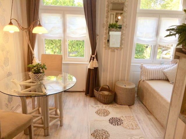 reizvolle Komfort-Suite in genialer City-Lage