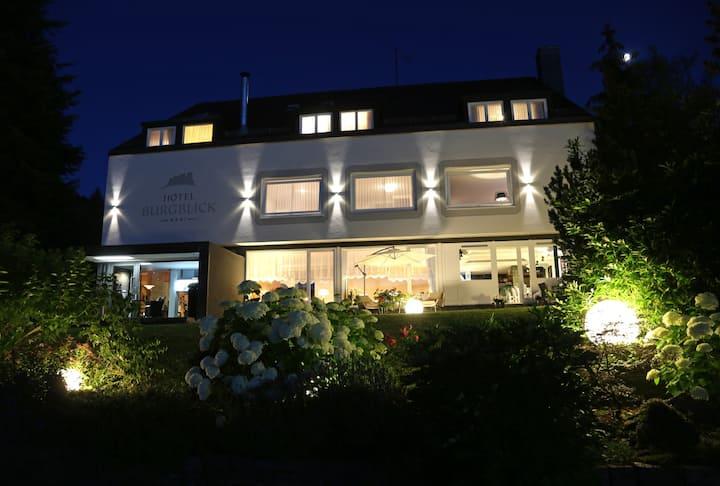 Hotel Burgblick, (Badenweiler), Einzelzimmer Standard