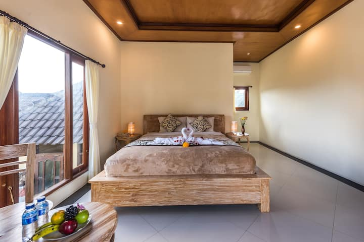 De Artha Guesthouse Close To UBUD Center 2nd Floor
