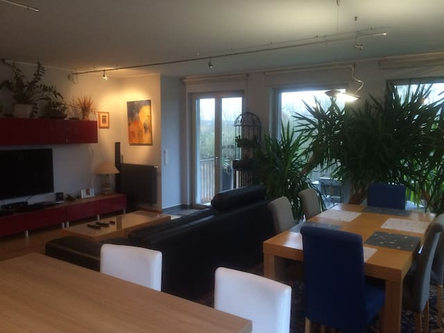 Modern and cosy appartment - Fentange - Huoneisto