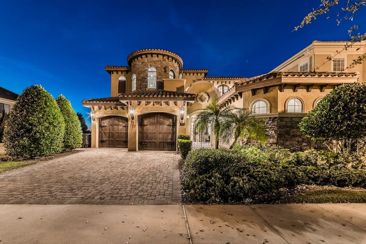 Luxury Estate Home minutes from Walt Disney World