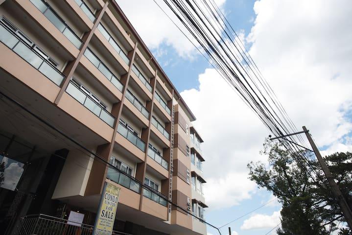 HOMEY MODERN STUDIO NEAR SESSION RD ★M1-GF29★