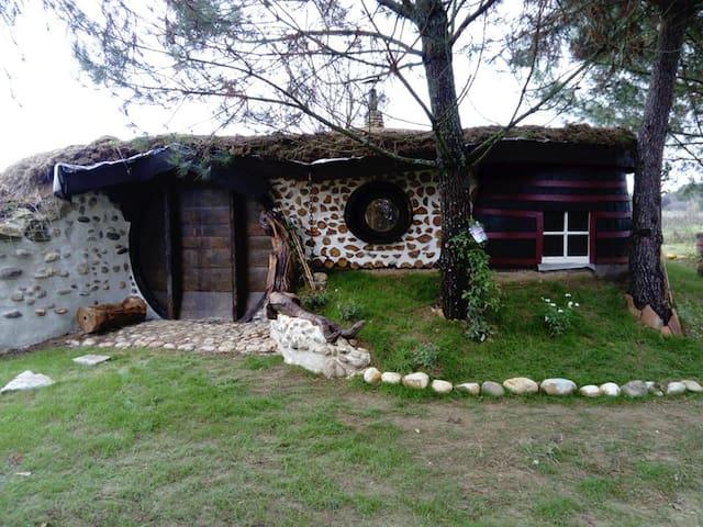 Maison de hobbits