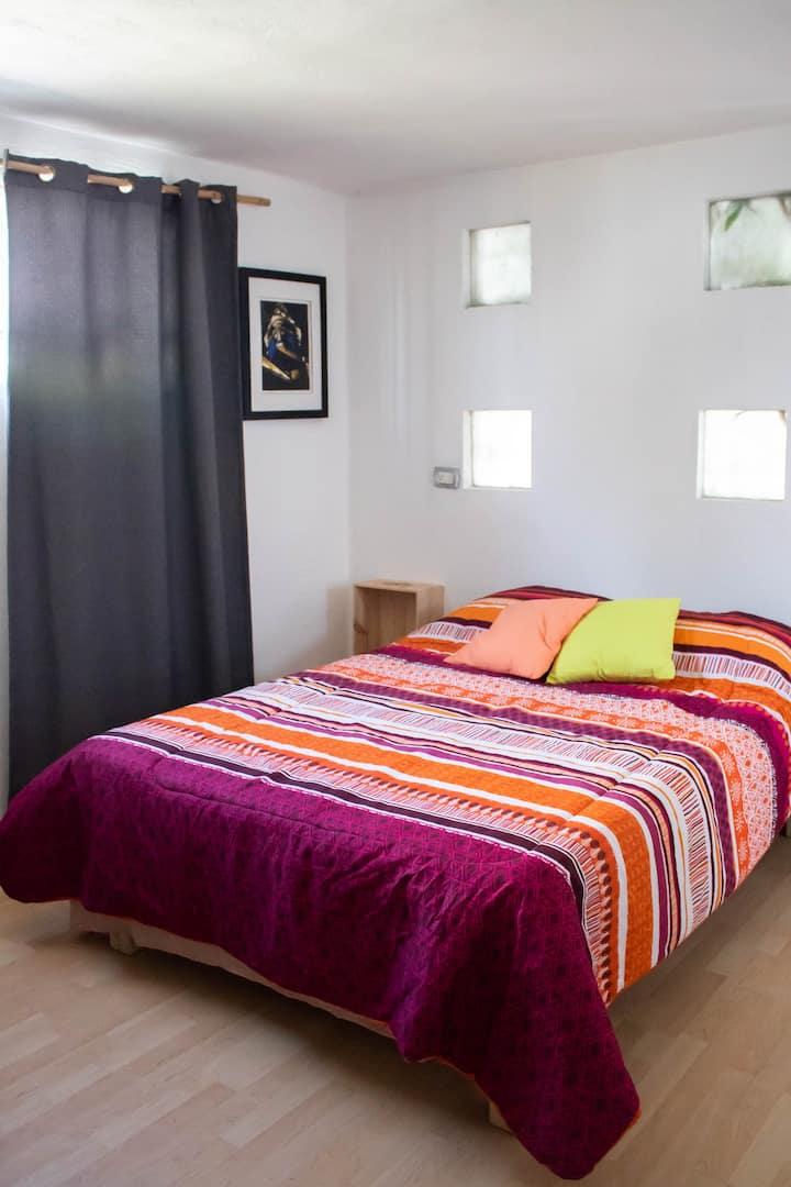 Independent mini-apartment in Cholula, Puebla