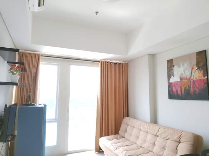 Bintaro Plaza Residence, Tower Altiz, 2 Bedroom