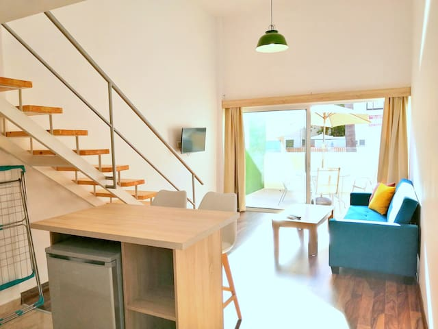 ❤ Napa | Deluxe Loft | 2 stns from central