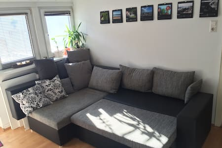 Central, cozy Flat with balcony - Bielefeld