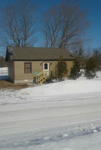 Cozy 2 BR home- Right on the snowmobile trails! - Toivola - Дом