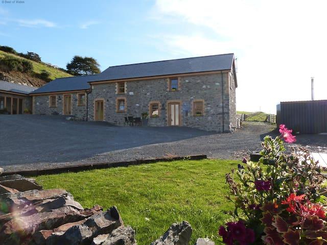 Bwlch y Gliced - Aberystwyth