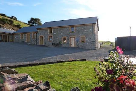 Bwlch y Gliced - Aberystwyth - House