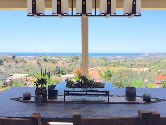 Panoramic ocean view! Zen Retreat! - San Juan Capistrano - Casa