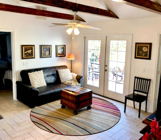 """The Coach House - """"Best Airbnb Ever!"""" - Guests"""