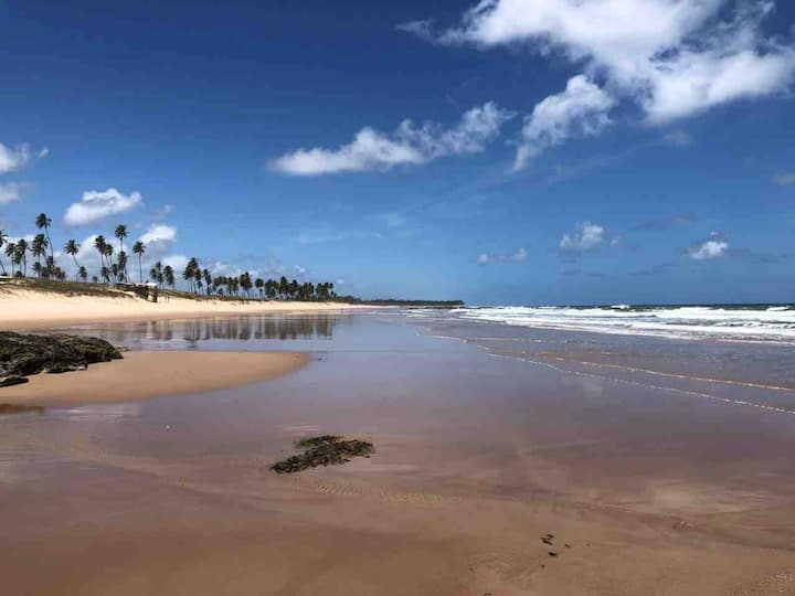 Venha veranear na melhor vila da Bahia!