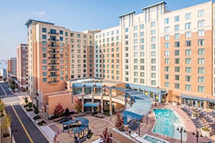 Washington DC Pres Inauguration 3 BDRM w Kitchen - Oxon Hill - Apartment