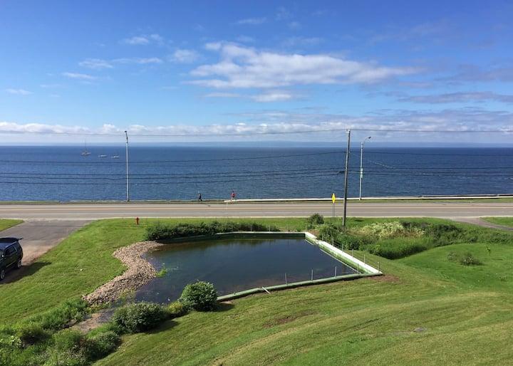 Carleton-sur-Mer : Logement avec vue sur la mer