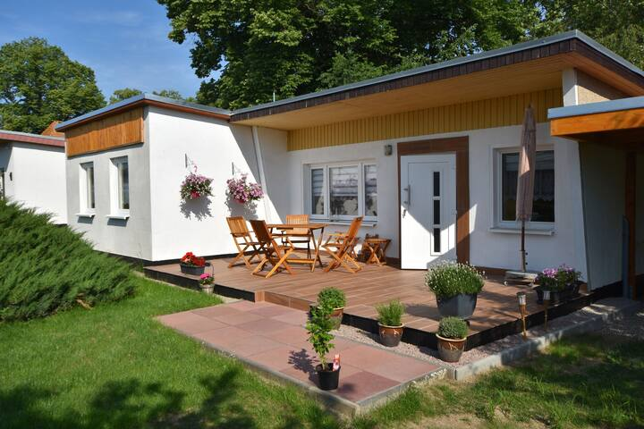 Boutique Bungalow in Boiensdorf with Terrace