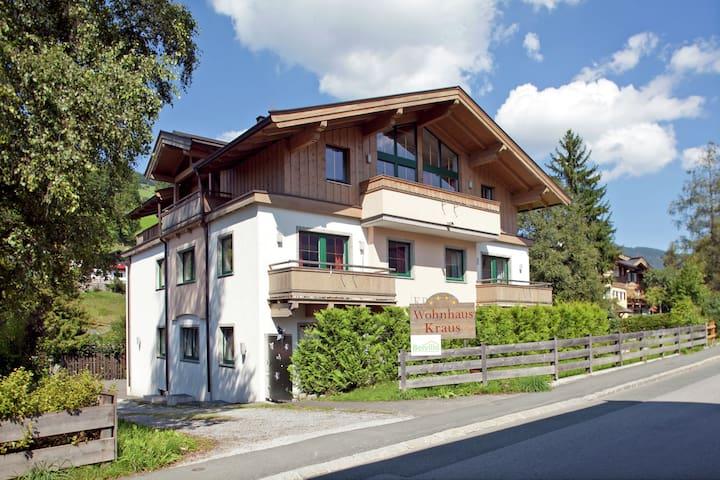Modern appartement in Tirol nabij skigebied