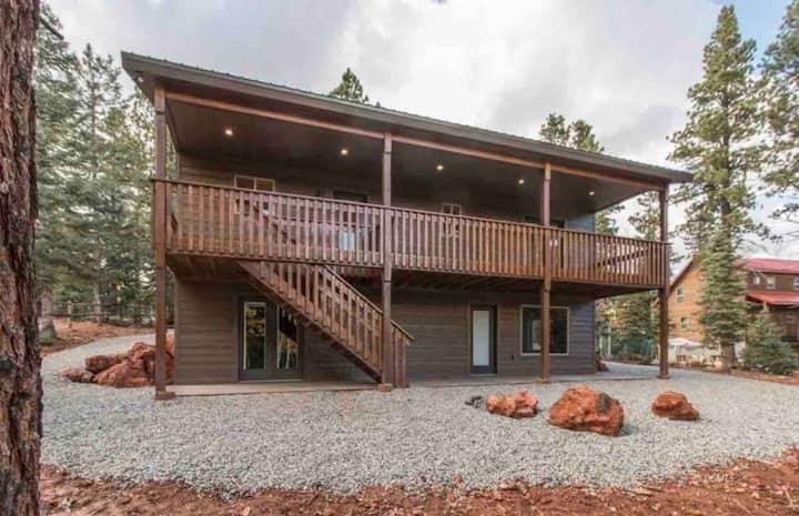 Duck creek cabin