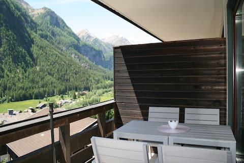 Hollyblood App. balcony, mountain view, skiing***+