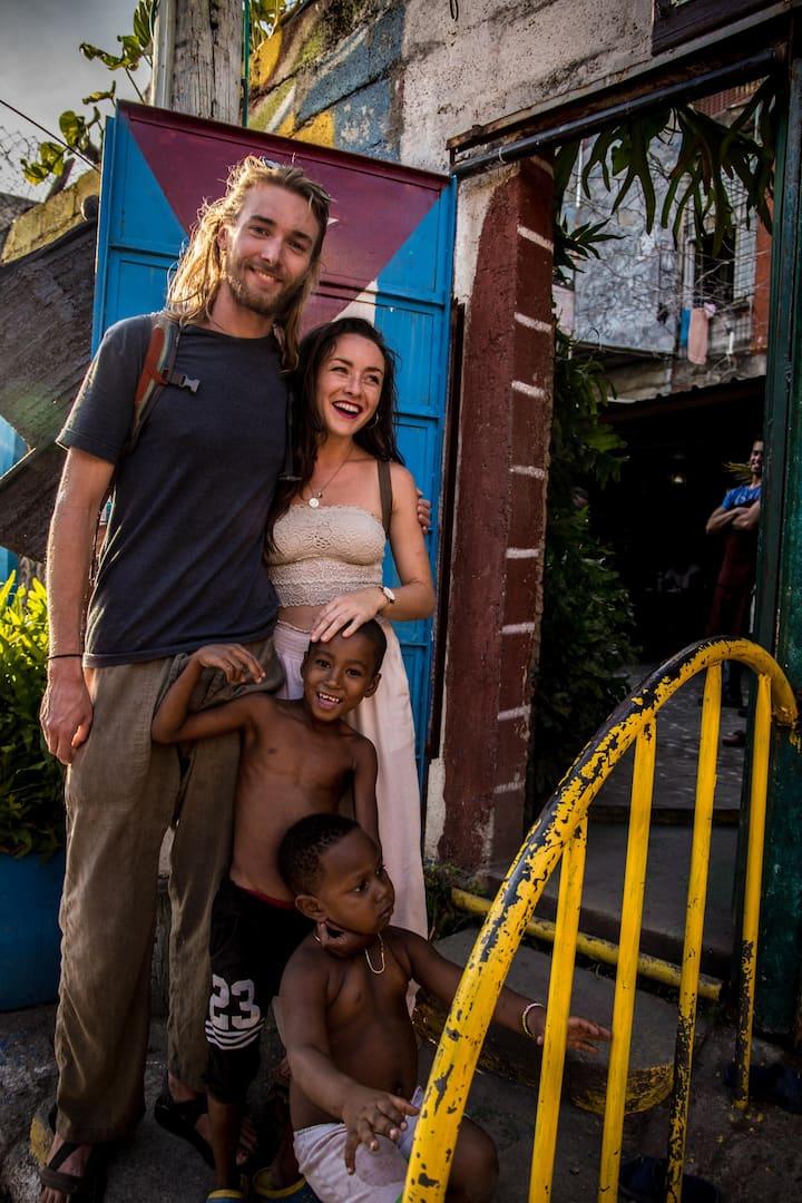 Meet the cuban people