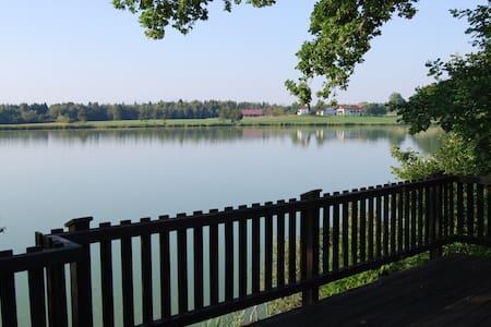Seehaus direkt am Ibmer See