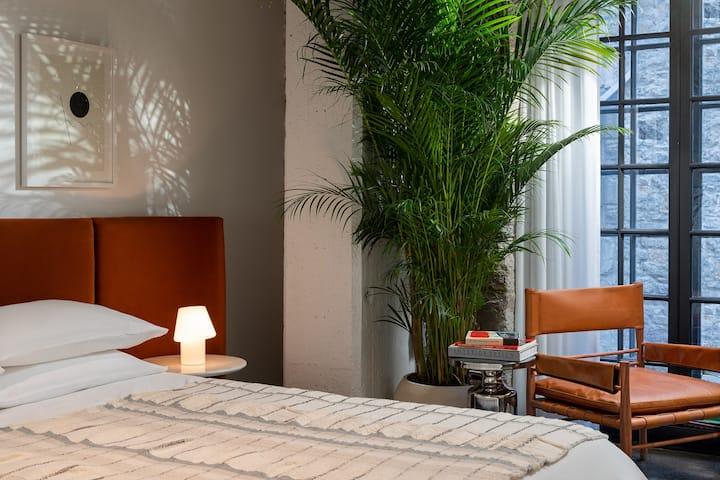 Room 107 | Maison Sainte-Thérèse