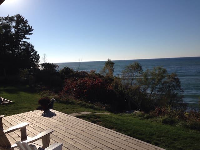 Cottage on Lake Michigan! - Mears - Ev